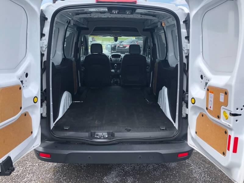 2015 Ford Transit Connect Cargo XL 4dr LWB Cargo Mini-Van w/Rear Cargo Doors - Fort Gibson OK