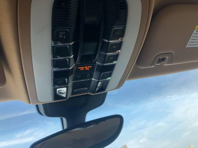 2015 Porsche Panamera AWD 4 4dr Sedan - Fort Gibson OK