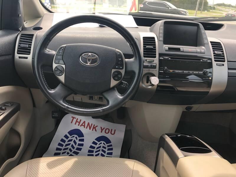 2008 Toyota Prius Standard 4dr Hatchback - Fort Gibson OK