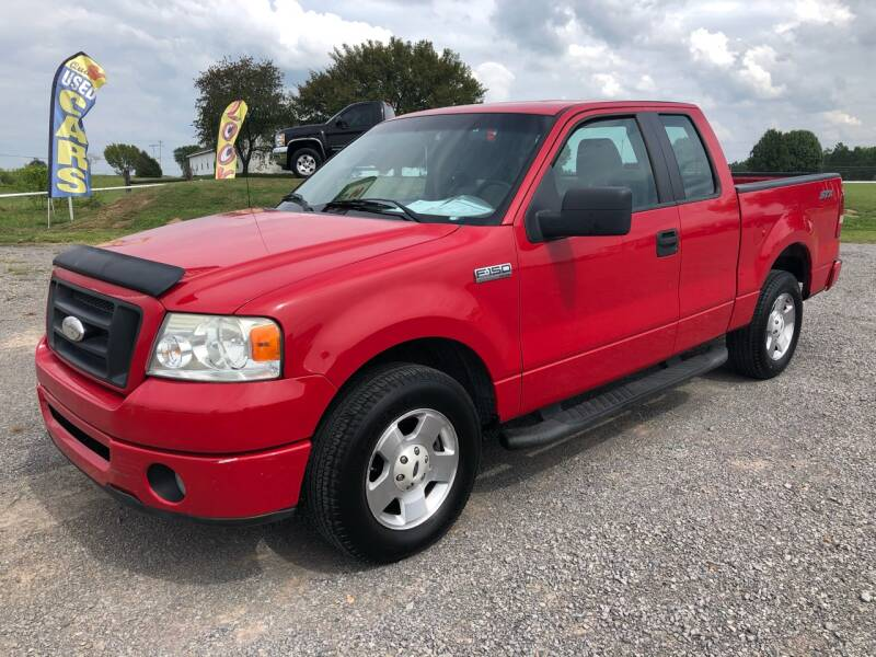 2007 Ford F-150 STX 4dr SuperCab Styleside 6.5 ft. SB - Fort Gibson OK