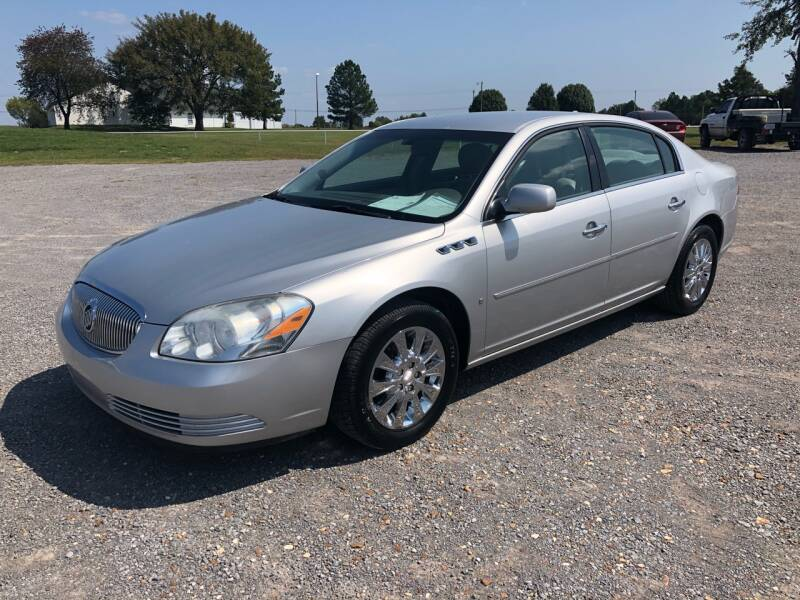 2009 Buick Lucerne CXL Special Edition 4dr Sedan - Fort Gibson OK