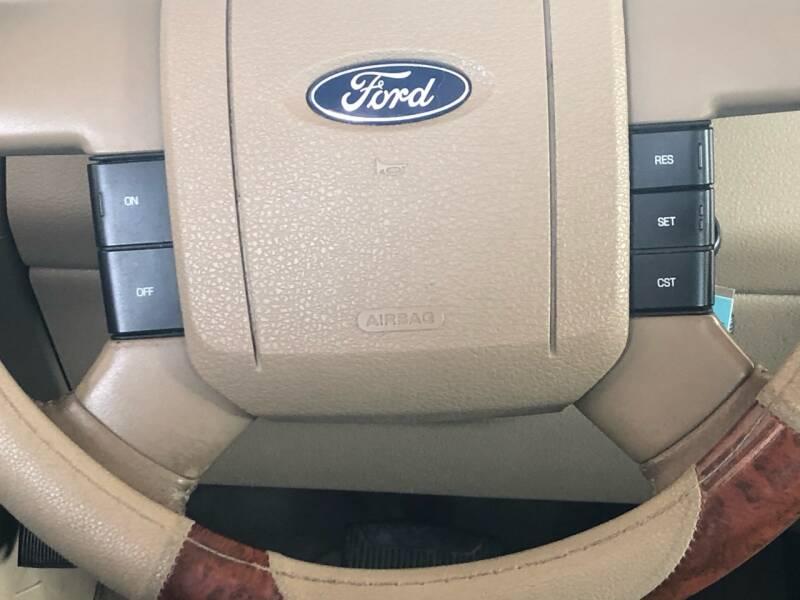 2007 Ford F-150 XLT 4dr SuperCrew Styleside 5.5 ft. SB - Fort Gibson OK