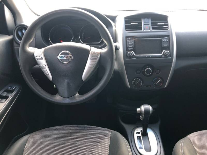 2015 Nissan Versa 1.6 SL 4dr Sedan - Fort Gibson OK