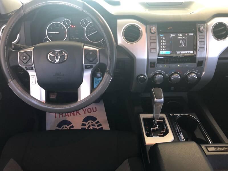2016 Toyota Tundra 4x4 SR5 4dr Double Cab Pickup SB (5.7L V8 FFV) - Fort Gibson OK