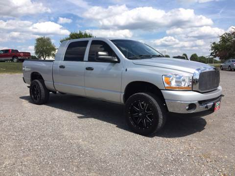 2006 Dodge Ram Pickup 2500 for sale in Fort Gibson, OK
