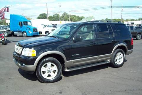 2004 Ford Explorer for sale in Hernando, MS