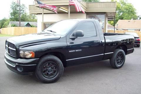 2004 Dodge Ram Pickup 1500 for sale in Hernando, MS