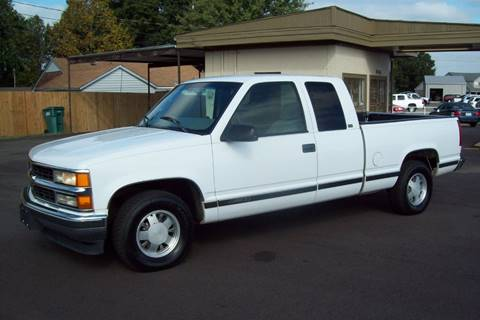 1997 Chevrolet C/K 1500 Series for sale in Hernando, MS