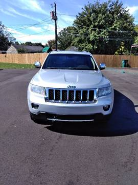 2011 Jeep Grand Cherokee for sale in Hernando, MS
