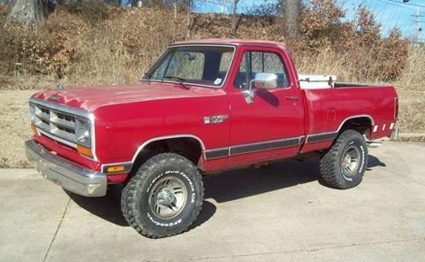 1989 Dodge RAM 150 For Sale - Carsforsale.com®
