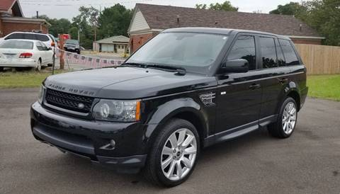 2013 Land Rover Range Rover Sport for sale in Southaven, MS