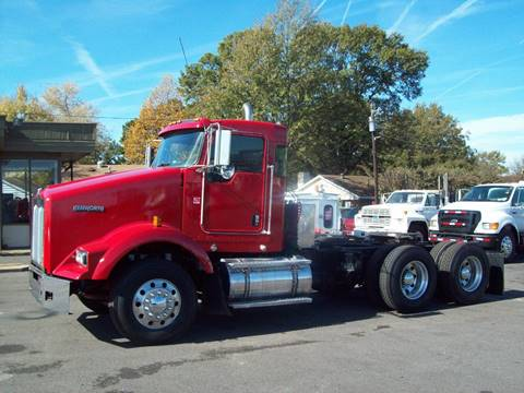 2010 Kenworth T 800 Day Cab for sale in Southaven, MS