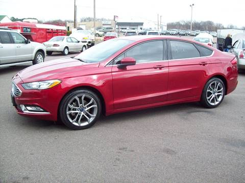 2017 Ford Fusion for sale in Southaven, MS