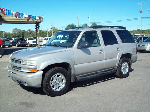 2005 Chevrolet Tahoe for sale in Southaven, MS