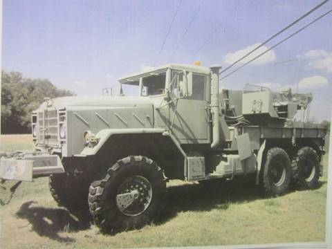 1990 BMYH             ARMY WRECKER M 9 3 6 A2 for sale in Southaven, MS