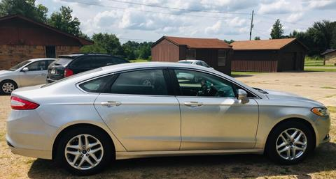 2015 Ford Fusion for sale in New Boston, TX