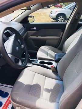 2011 Ford Fusion for sale in New Boston, TX