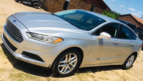 2013 Ford Fusion for sale in New Boston, TX