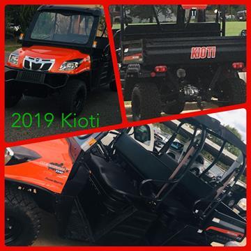 2019 Kioti MEC2240 for sale in New Boston, TX