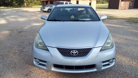 2007 Toyota Camry Solara for sale in New Boston, TX