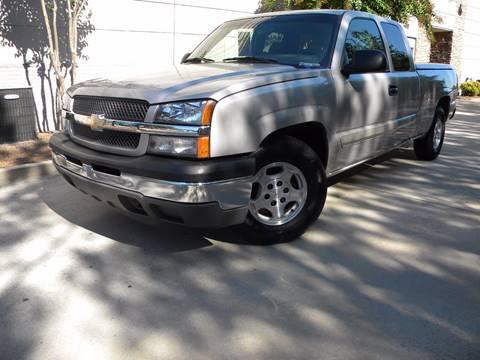2004 Chevrolet Silverado 1500 for sale in Marietta, GA