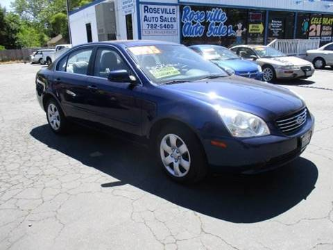 2007 Kia Optima for sale in Roseville, CA