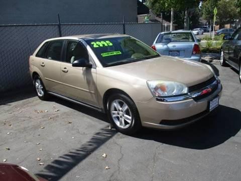 2005 Chevrolet Malibu Maxx for sale in Roseville, CA