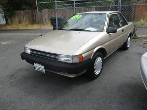 1990 Toyota Tercel for sale in Roseville, CA