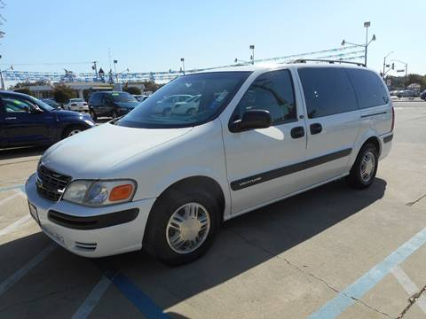 2004 Chevrolet Venture for sale in Roseville, CA