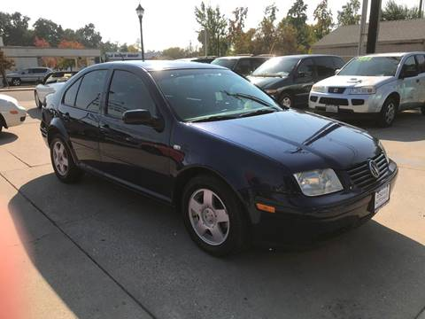 2001 Volkswagen Jetta for sale in Roseville, CA