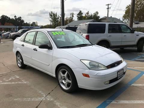 2001 Ford Focus for sale in Roseville, CA