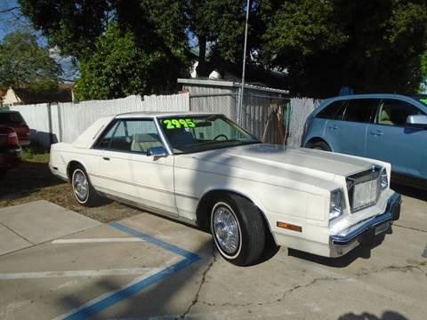 1980 chrysler cordoba for sale