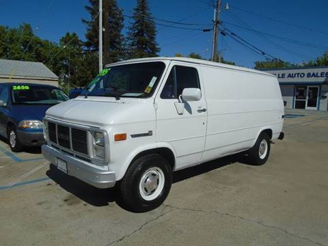 1991 GMC Vandura for sale in Roseville, CA