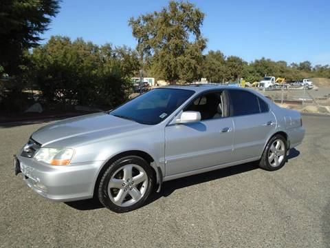 Acura TL For Sale Carsforsalecom - 2003 acura tl for sale