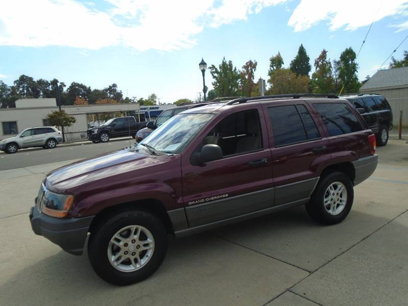 Awesome 2002 Jeep Grand Cherokee Laredo 2WD 4dr SUV   Roseville CA