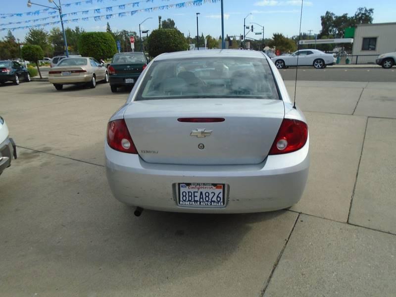2005 Chevrolet Cobalt 4dr Sedan In Roseville Ca Roseville Auto Sales