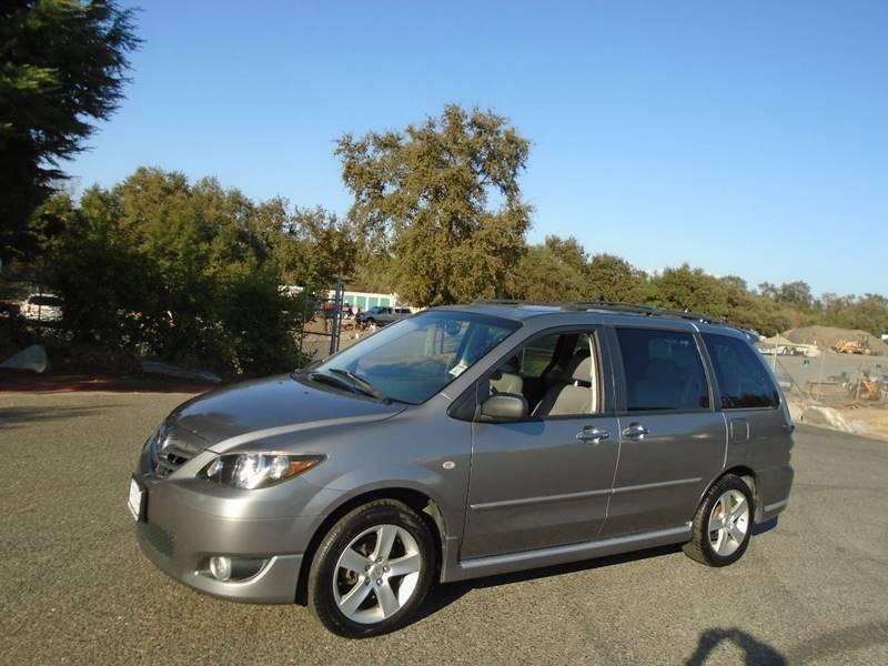2004 Mazda Mpv Es 4dr Mini Van In Roseville Ca Roseville Auto Sales