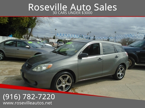 Roseville Auto Sales >> Toyota Used Cars Pickup Trucks For Sale Roseville Roseville Auto Sales