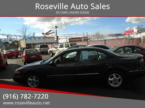 2001 Pontiac Bonneville for sale in Roseville, CA