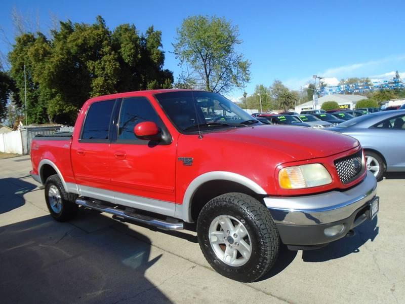 2002 ford f150 lariat 4x4