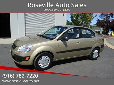 Used Cars For Sale Under 3000 >> Kia Used Cars Pickup Trucks For Sale Roseville Roseville Auto Sales
