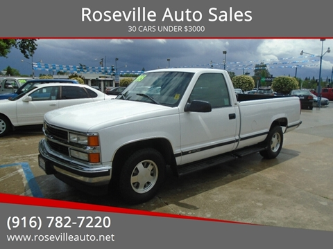 Used 1998 Chevrolet C K 1500 Series For Sale Carsforsale Com