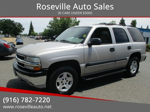 Roseville Auto Sales >> Chevrolet Used Cars Pickup Trucks For Sale Roseville Roseville Auto