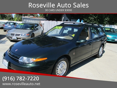 2001 Saturn L-Series for sale in Roseville, CA