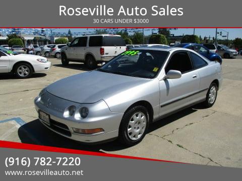 Used Acura Integra For Sale In Lawrenceville Ga Carsforsale Com