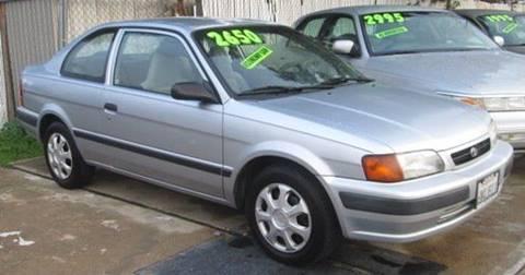 1997 Toyota Tercel for sale in Roseville, CA
