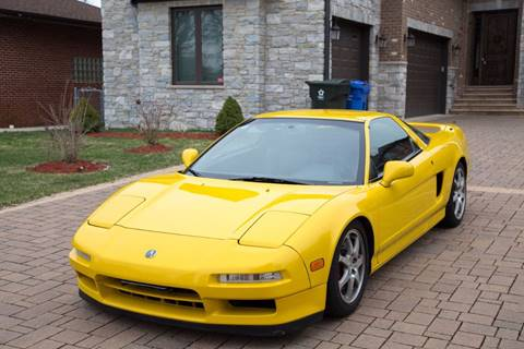 Used Acura NSX For Sale In New Jersey Carsforsalecom - Acura nsx for sale nj