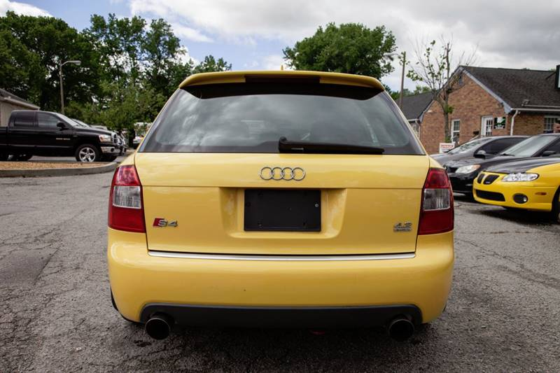 2005 Audi S4 AWD Avant quattro 4dr Wagon - Virginia Beach VA