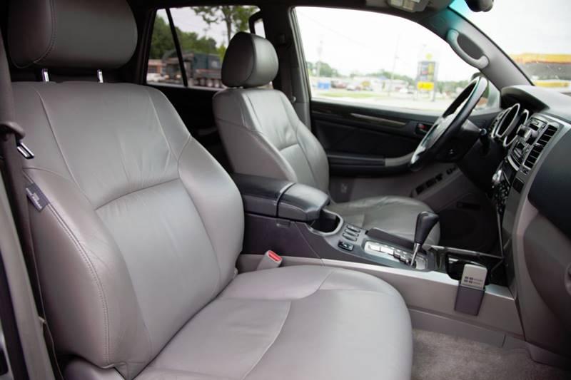 2004 Toyota 4Runner Limited 4WD 4dr SUV - Virginia Beach VA