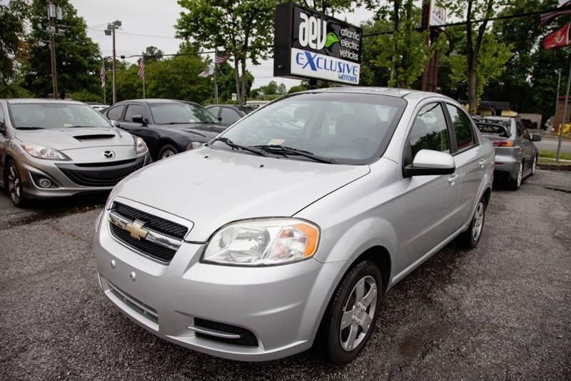 2011 Chevrolet Aveo LT 4dr Sedan w/1LT - Virginia Beach VA